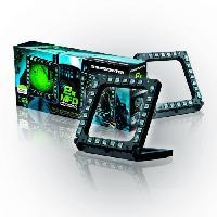 Joystick - Manette - Volant Pc Thrustmaster Cadran multifonction MFD COUGAR - PC