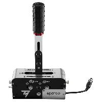 Joystick - Manette - Volant Pc Thrustmaster frein a main TSS HANDBRAKE SPARCO Mod - PC