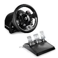 Joystick - Manette - Volant Pc Volant + Pedalier T-GT - Version EU - PC - PS3 - PS4