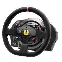 Joystick - Manette - Volant Pc Volant T300 Ferrari Integral Racing 599XX EVO Alcantara Edition - PS3 PS4 PC