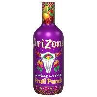 Jus - Soda -sirop-boisson Lactee ARIZONA Cocktail de Fruits Pet 1.5 L