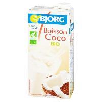 Jus - Soda -sirop-boisson Lactee BJORG Boisson a base de lait de coco - Biologique - 1 L