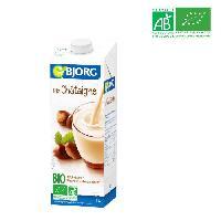 Jus - Soda -sirop-boisson Lactee Bjorg Boisson Chataigne
