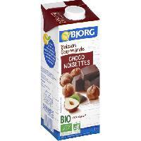 Jus - Soda -sirop-boisson Lactee Bjorg Boisson Gourmande Riz Choco Noisettes 1l Aucune