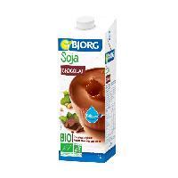 Jus - Soda -sirop-boisson Lactee Bjorg Boisson Soja Chocolat Calcium 1l