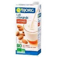 Jus - Soda -sirop-boisson Lactee Bjorg Lait D'Amande Chocolat 1l
