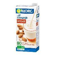 Jus - Soda -sirop-boisson Lactee Bjorg Lait d'Amande Intense 1l