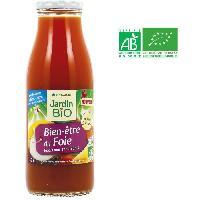 Jus - Soda -sirop-boisson Lactee JARDIN BIO Boisson Bien-etre du foie - Radis noir et curcuma bio - 509 g
