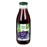 Jus - Soda -sirop-boisson Lactee Pur Jus de Raisins - Bio - 1L - Generique