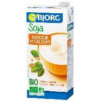 Jus - Soda -sirop-boisson Lactee Soja douceur et calcium 1 l Bjorg