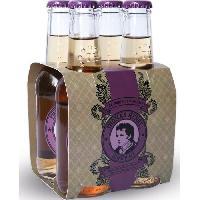 Jus - Soda -sirop-boisson Lactee THOMAS HENRY Pack de 4 limonades Ginger Ale - 4 x 20 cl - Generique