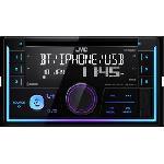 KW-R930BT - Autoradio 2DIN CDMP3WMAiPod - USB - Bluetooth - 4x50W