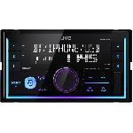 KW-X830BT - Autoradio multimedia 2 DIN USB AUX - Bluethooth - MP3 WMA FLAC AAC WAV