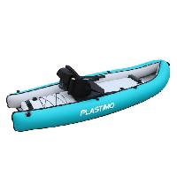 Kayak PLASTIMO Kayak Gonflable Open - 2.45 m - 1 Place - Vert