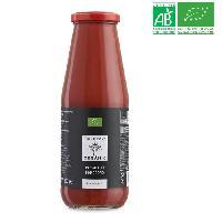 Ketchup - Assimile Ketchup CASA RINALDI Passata de tomate bio - 690 g