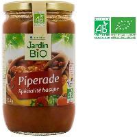 Ketchup - Assimile Ketchup JARDIN BIO Piperade bio - 650 g