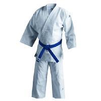 Kimono - Gi ADIDAS Kimono de Judo Training J500 Homme - 190 cm