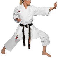 Kimono - Gi Kimono de karate 55 coton Yama - 190 cm - Officiel WKF