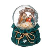 Kit - Coffret Decoration De Noel Decoration a poser Boule de Neige Lumineuse Feeric Light & Christmas