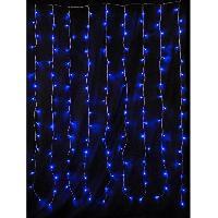 Kit - Coffret Decoration De Noel Décoration de Noël : Rideau Niagara LED - H 1.7 m - Generique
