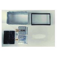 Kit 2DIN Pioneer 12.301138-01 pour Hummer H2