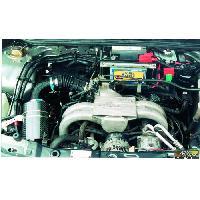Kit Admission Directe Boite a Air Carbone Dynamique CDA compatible avec Alfa Romeo 145 1.3 ap 94