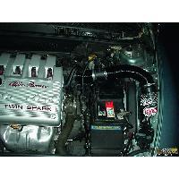 Kit Admission Directe Boite a Air Carbone Dynamique CDA compatible avec Alfa Romeo 156 1.6 TS 16V de 97 a 05