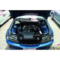 Kit Admission Directe Boite a Air Carbone Dynamique CDA compatible avec BMW Serie 3 -e46- 328 de 98 a 05