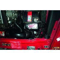 Kit Admission Directe Boite a Air Carbone Dynamique CDA pour Alfa Romeo 156 1.9 JTD de 00 a 03