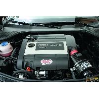Kit Admission Directe Boite a Air Carbone Dynamique CDA pour Audi A3 8L 1.9 TDI 90 Cv ap 96 Bmc