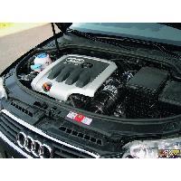 Kit Admission Directe Boite a Air Carbone Dynamique CDA pour Audi A3 8P 2.0 TDI 140 Cv ap 03