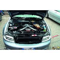 Kit Admission Directe Boite a Air Carbone Dynamique CDA pour Audi RS4 2.7 BiTurbo ap 00