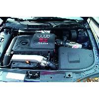 Kit Admission Directe Boite a Air Carbone Dynamique CDA pour Audi S3 1.8 Turbo Quattro 225 Cv 99-03