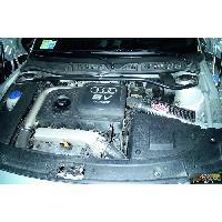 Kit Admission Directe Boite a Air Carbone Dynamique CDA pour Audi TT 8N 1.8 Turbo 225 Cv ap99 Bmc