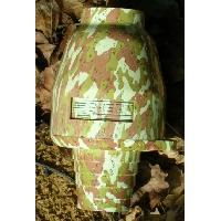 Kit Admission universel Filtre Storm - Admission Directe Universelle - 65-85mm - Camouflage Desert - SMDesert Green