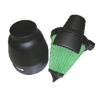Kit Admission universel Filtre Storm - Admission Directe Universelle - 65-85mm - SMNoir Green