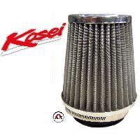 Kit Admission universel KF30SS - Filtre a air inox - ADNAuto