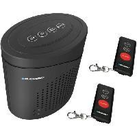 Kit Alarme - Pack Alarme BLAUPUNKT Kit d'Alarme radar ISD - Blanx