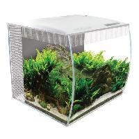 Kit Amenagement Technique De L'habitat Kit d'aquarium Flex 34 L - Blanc