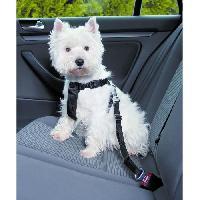 Kit Attache - Sellerie Harnais pour voiture pour chien