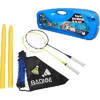 Kit Badminton - Pack Badminton - Ensemble Badminton ATHLI-TECH Kit badminton