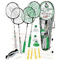 Kit Badminton - Pack Badminton - Ensemble Badminton Ensemble Badminton + Filet - Cdts