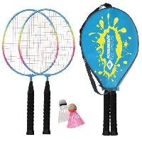Kit Badminton - Pack Badminton - Ensemble Badminton SCHILDKROT Badminton Set Junior