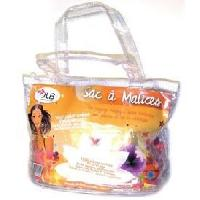 Kit Bijoux JLB Sac a Malice 1900 Perles - Orange