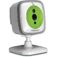 Kit Camera De Surveillance - Pack Videosurveillance BabyCam Camera de surveillance WiFi Connecte