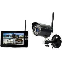 Kit Camera De Surveillance - Pack Videosurveillance Kit de surveillance TX-28 camera + ecran LCD 7