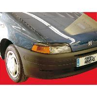 Kit Carrosserie - Bas De Caisse - Aileron - Spoiler - Becquet - Lame - Parechoc - Calandre - Elargisseur D'aile Paupieres de phares pour Fiat Punto 93-99 - ADNAuto