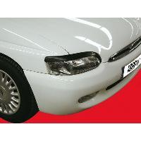 Kit Carrosserie - Bas De Caisse - Aileron - Spoiler - Becquet - Lame - Parechoc - Calandre - Elargisseur D'aile Paupieres de phares pour Ford Escort 95-01 - ADNAuto