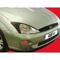Kit Carrosserie - Bas De Caisse - Aileron - Spoiler - Becquet - Lame - Parechoc - Calandre - Elargisseur D'aile Paupieres de phares pour Ford Focus 98-04 - ADNAuto