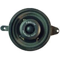 Kit Coaxiaux 2 voies 2 Haut-parleurs Coaxiaux 2 voies - 8.7cm - 40W Max